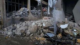 Cerablus'ta bombalı araçla saldırı: Çok sayıda yaralı var