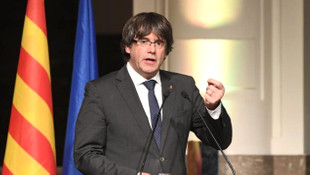Katalan lider gözaltına alındı