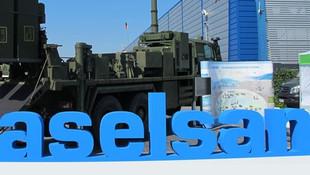 ASELSAN'dan 264,2 milyon TL'lik imza