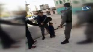 İsrail askerleri, 3 yaşındaki çocuğu alıkoydu