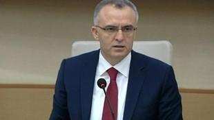 Maliye Bakanı Ağbal'dan sağlık personeli alımı açıklaması