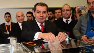 Dursun Özbek'e tebligat şoku !
