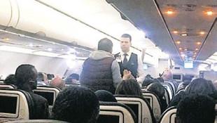 THY uçağında yakıt olmadığı son anda fark edilince...