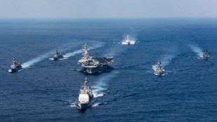 Akdeniz'de kriz çıkartacak iddia ! ABD donanması koruyacak