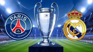 PSG - Real Madrid maçı hangi kanalda ?