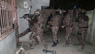 DEAŞ'a sabah baskını operasyonu: 13 gözaltı