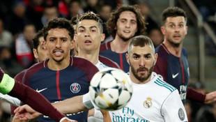 PSG - Real Madrid: 1-2