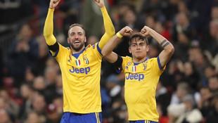 Tottenham - Juventus: 1-2
