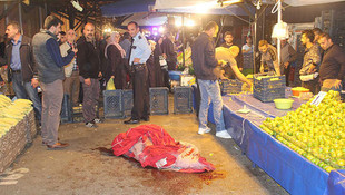 Mandalina için iki adam vurdu, savcı acımadı !