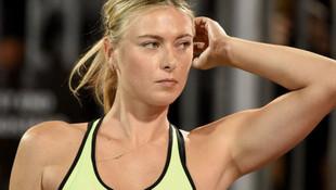 Maria Sharapova şok etti ! Erken veda...