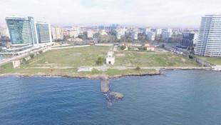 Ataköy'de 2 milyar TL'lik arazi vatandaşa açılıyor