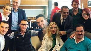 Ünlülerden Zeytin Dalı'na moral desteği !