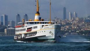 İstanbul'da vapur seferleri yine iptal !