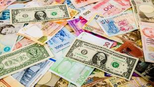 Dolar ve euro düşüşe geçti !