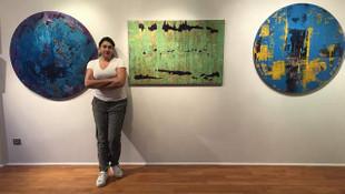 Yasemen Lafife Ayvaz'ın Rengin Gör Dediği sergisi kapılarını açıyor