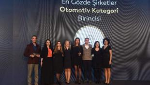 Otomotiv Sektörünün En Gözde Şirketi Mercedes-Benz Türk