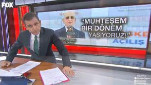 Fatih Portakal'dan İsmail Kahraman'a Atatürk'lü cevap