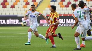 Malatyaspor 90+4'te yıkıldı !