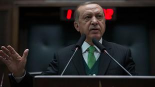 Erdoğan İnönü'nün adını anmadı