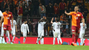 Galatasaray - Akhisarspor: 0-2