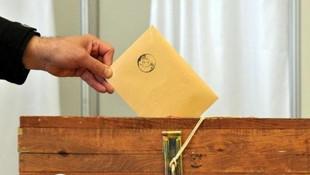 Erken seçimde oy kullanamayacaklar