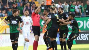 Başakşehir'in ikinci golü ortalığı karıştırdı