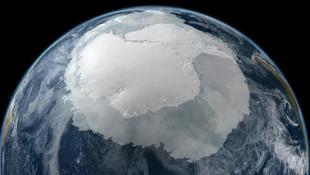 Antarktika'da gizemli dev cisim: Sırrı çözülemiyor