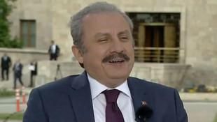 CHP'nin adayını duyan AK Partili Şentop kahkaha attı