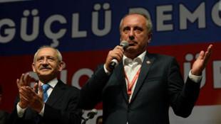 CHP'de sürpriz Kılıçdaroğlu ile İnce zirvesi