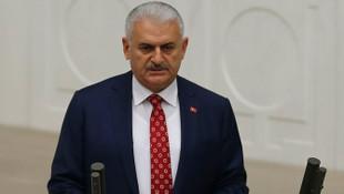 Başbakan'dan CHP'liler hakkında açıklama