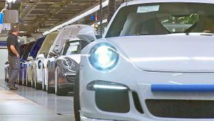 Otomotiv devi Porsche'de dizel gözaltısı