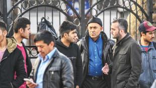 İstanbul'un göbeği! 50 TL için bunu yapıyorlar