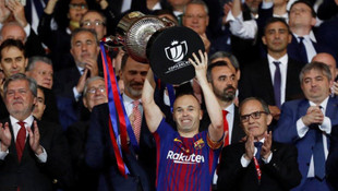 İspanya Kral Kupası Barcelona'nın !