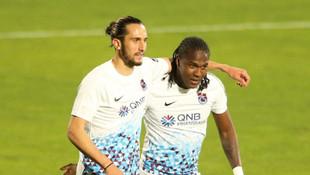 Trabzonspor'da sürpriz ayrılık ! Açıkladı...