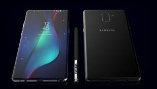 Samsung Galaxy Note 9 geliyor