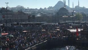 İstanbullunun pazar keyfi eziyete dönüştü