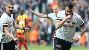 Beşiktaş - Malatyaspor: 3-1