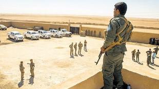 ABD YPG'li teröristlere eğitmeye devam ediyor !