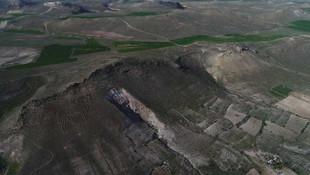 Kapadokya'nın 'uzaydan görülen' heykelleri