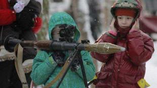 Gariplikler ülkesi Rusya'dan kafa karıştıran fotoğraflar