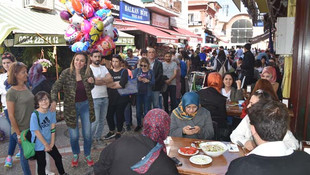 Edirne'ye yerli turist akını !