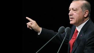 Erdoğan: ''Aşağıda olsaydım ağzının payını verirdim''