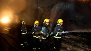 Barda yangın faciası: 18 ölü, 5 yaralı