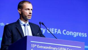 UEFA'dan Galatasaray açıklaması !