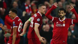 Liverpool Roma'yı perişan etti: 5-2