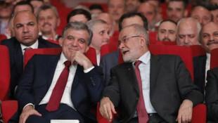 Abdullah Gül'e cumhurbaşkanlığı için ilk resmi teklif
