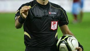 Galatasaray - Beşiktaş derbisinin hakemi Fırat Aydınus !
