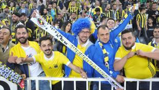 Fenerbahçe finale kalırsa taraftar maça gelebilecek !