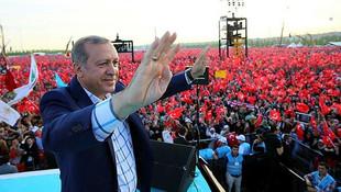 Cumhurbaşkanı Erdoğan'ın miting programı belli oldu !