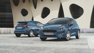 2018 Ford Fiesta Sport Van tanıtıldı